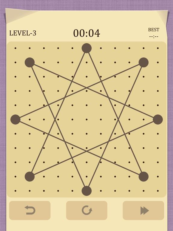 Cross Line! на iPad