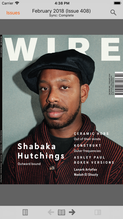 The Wire review screenshots
