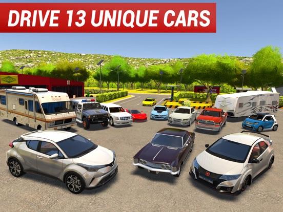 Игра Roundabout 2: City Driving Sim