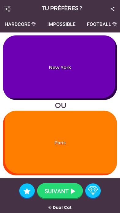 download Tu Préfères? - Le Jeu apps 1