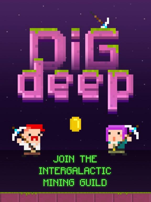 Dig Deep!のおすすめ画像1