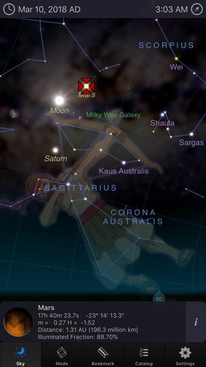 StarMap 3D+ Plus: Sky Guide screenshot-0