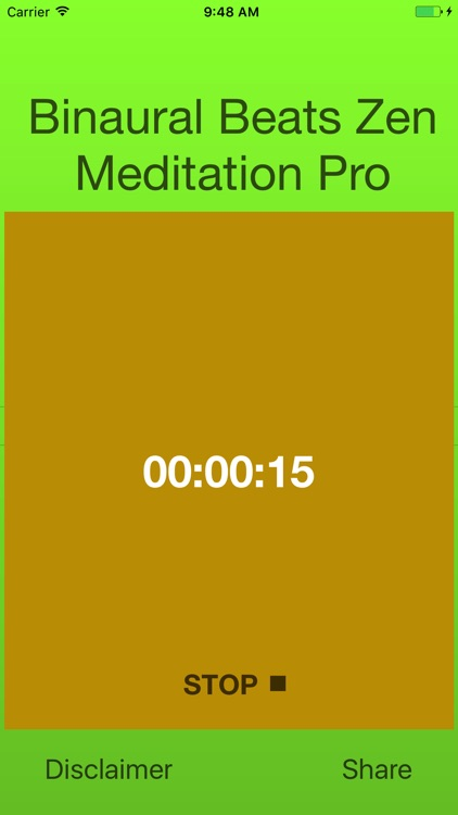 Binaural Zen Meditation Pro screenshot-4