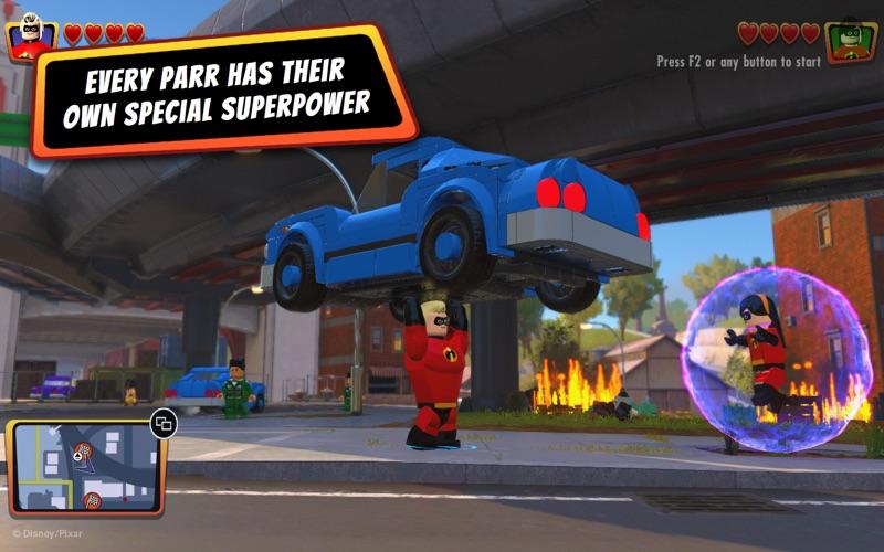 LEGO® The Incredibles screenshot 5