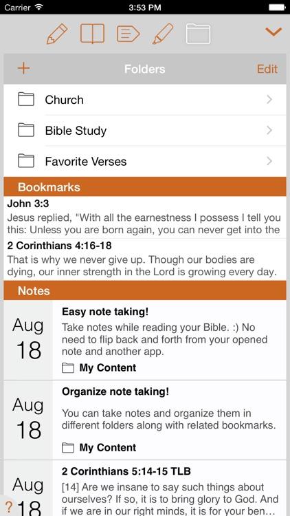 Daily Walk Bible screenshot-4