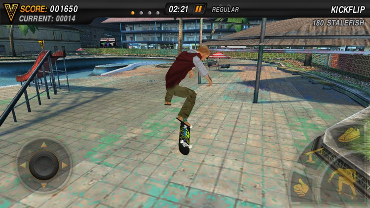 Skateboard Party screenshot-0