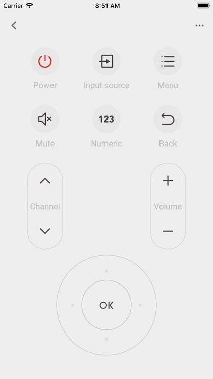 Remote Control for Chromecast