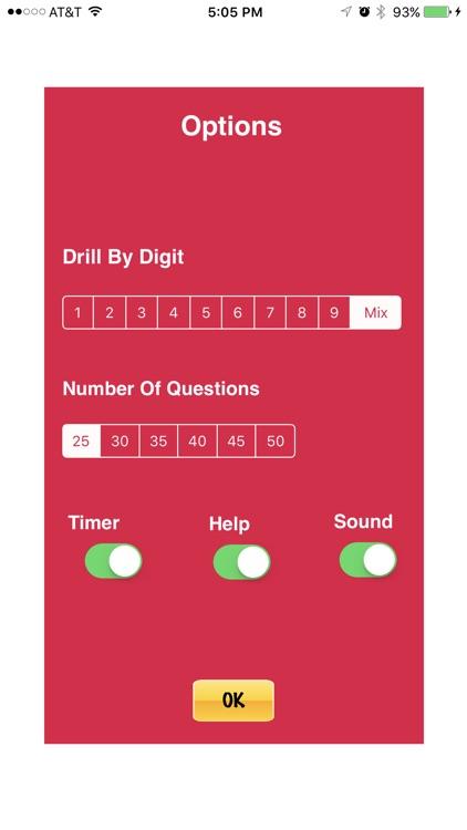 My Math Flash Cards App Deluxe screenshot-3