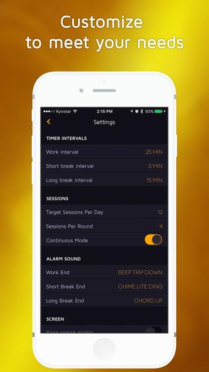 Focus Watch - Stay Focused screenshot-3