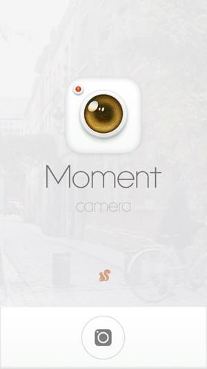 Moment Camera Screenshot