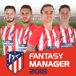 Atlético de Madrid FM 2018