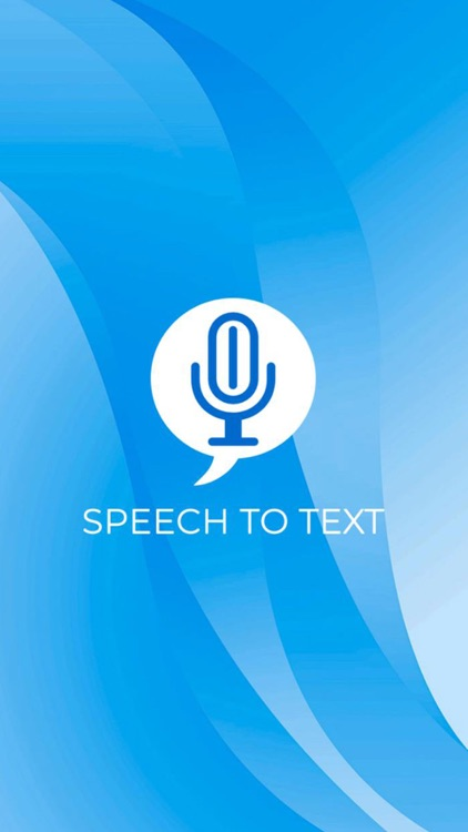 Speech to Text Voice to Text