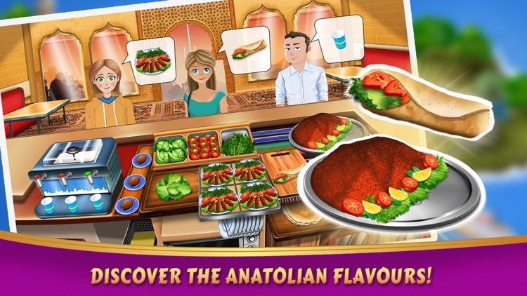 Kebab World - Cooking Game screenshot-3