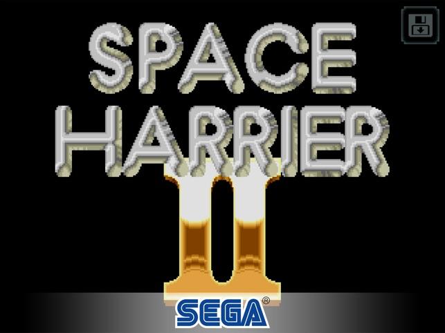 Space Harrier II ™ Classic Screenshot