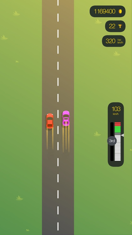 Drag Race FRVR - Hit the Gas! screenshot-1