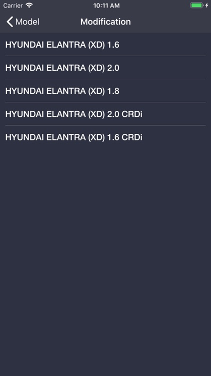 TechApp for Hyundai screenshot-2
