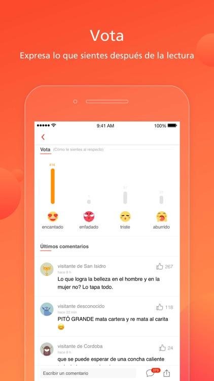 Noticias Águila screenshot-3