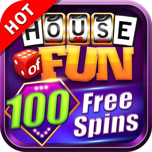 Slots Casino - House of Fun app logo