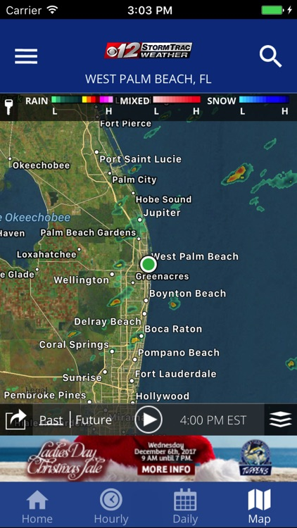 CBS12 News StormTrac Weather screenshot-3