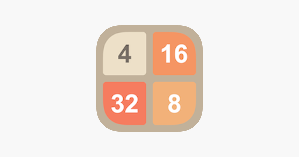 2048+ on the App Store