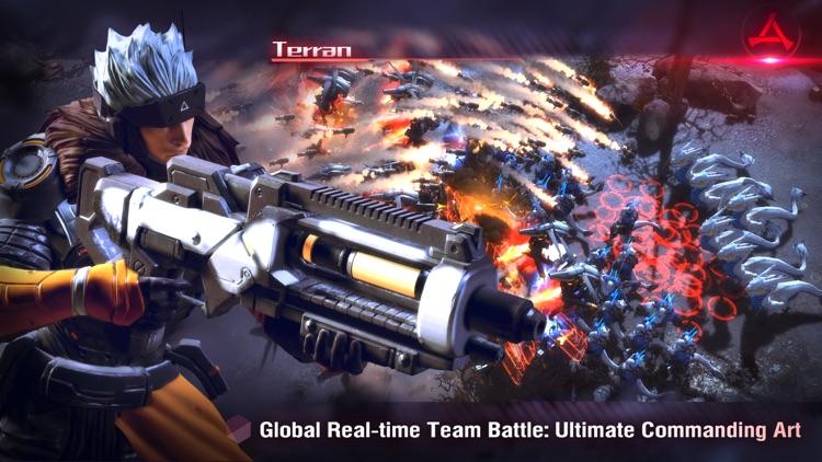 Art of War: Red Tides screenshot-0