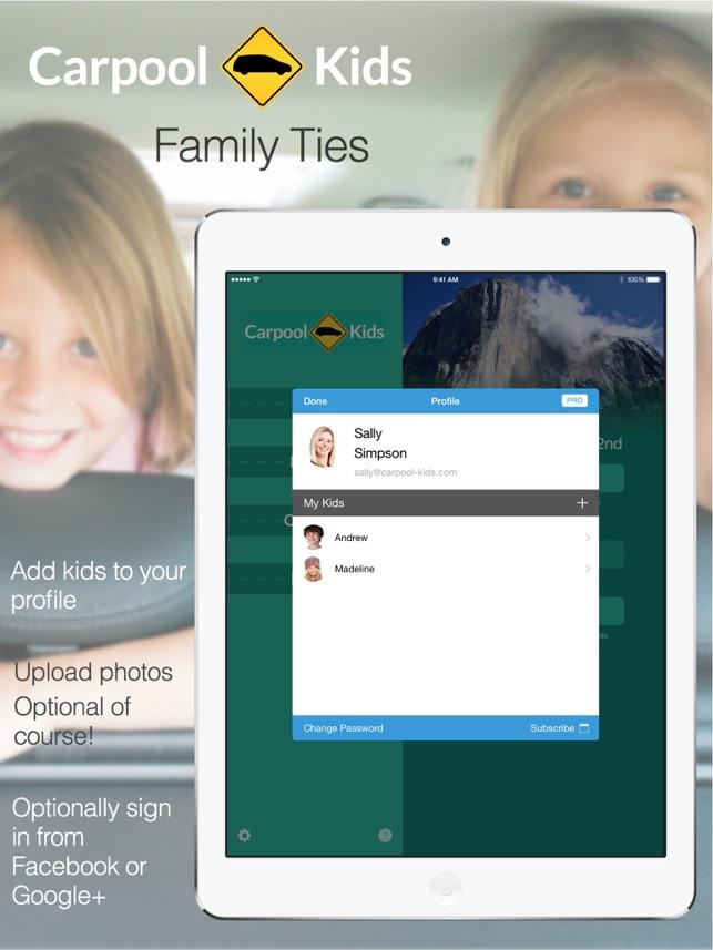 Carpool-Kids on the App Store