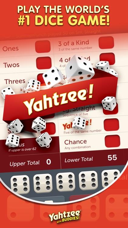 YAHTZEE® With Buddies screenshot-0