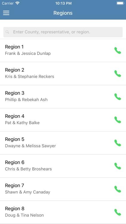 IAHE Mobile screenshot-8