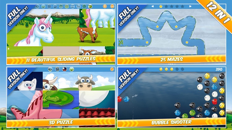 Fabulous Animal Playground 6+ screenshot-4