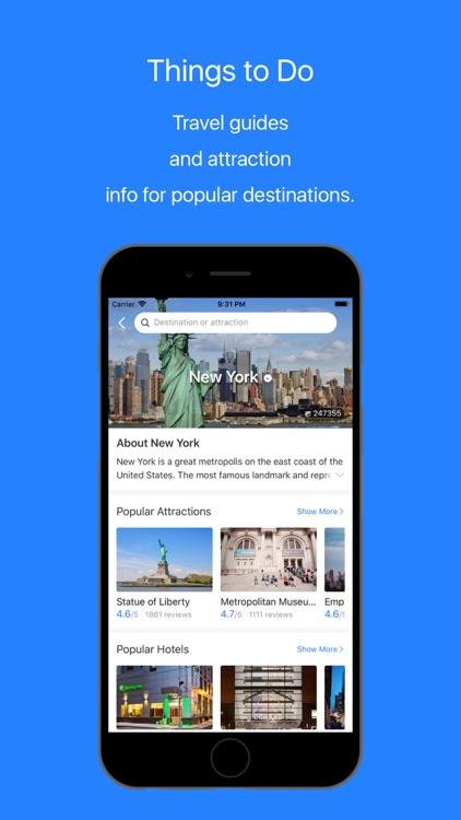 Trip.com – Flights & Hotels screenshot-6