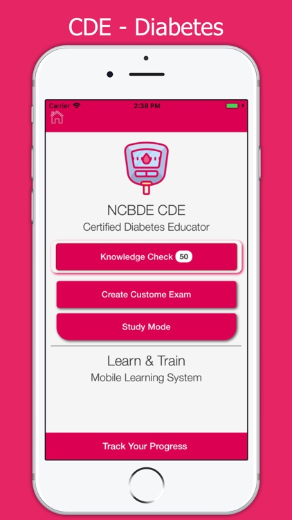 NCBDE CDE Test Prep 2018 screenshot-0