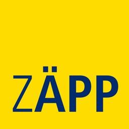 ZÄPP Die Ruhrbahn App