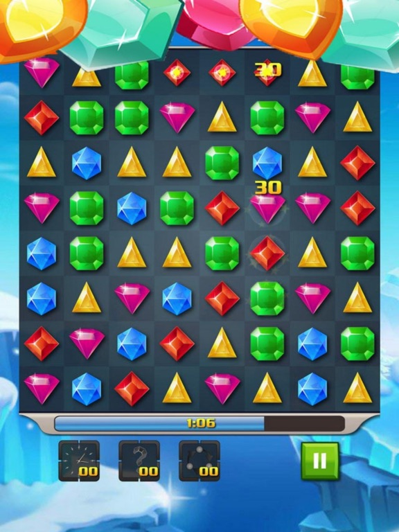 Moko Gems Extra Challenge screenshot 4