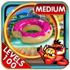 Activities of Aqua Park Hidden Objects Games