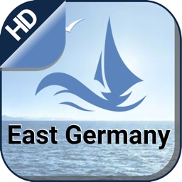 East Germany Chart For Boating
