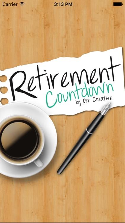 My Retirement Countdown