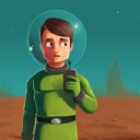 icone Space Age: A Cosmic Adventure