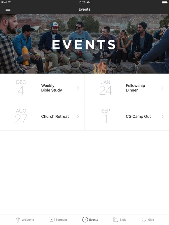 Interbay Community Church screenshot 6