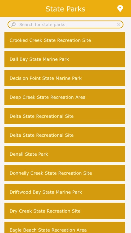 The Alaska State Parks screenshot-1