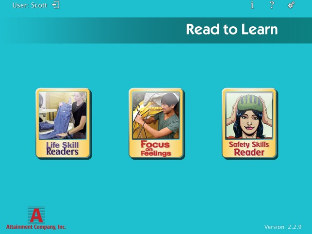 BridgingApps Reviewed App | Attainment's Read to Learn