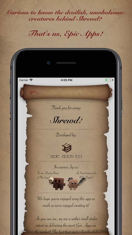 Shrewd! screenshot-5