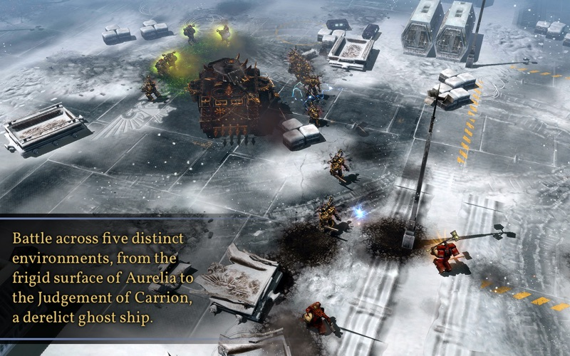 Dawn of War II: Chaos Rising screenshot 3