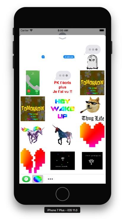 Vallevert stickers screenshot-4