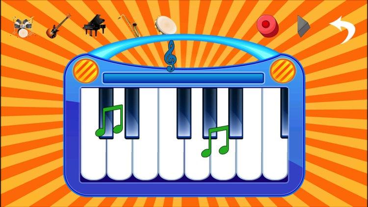 Kids Musical Instruments - Play easy music for fun screenshot-2