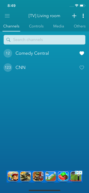‎Smart Remote For Samsung TV Screenshot