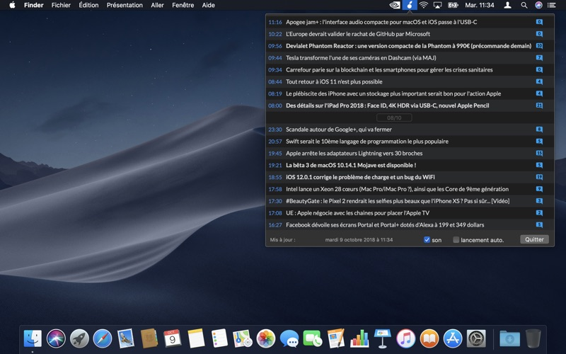Mac4Ever Screenshot