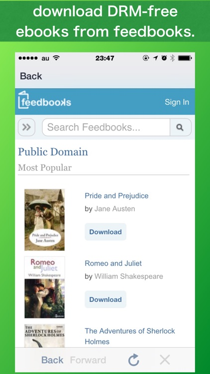 Speed Reading Touch screenshot-4