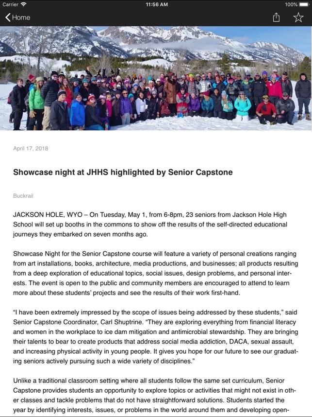 Buckrail Jackson Hole, WY News on the App Store