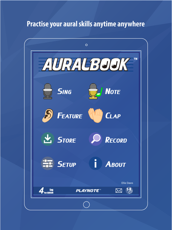 AURALBOOK for ABRSM Grade 4 HD