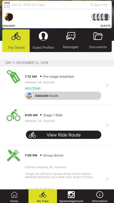 GreenEDGE Travel screenshot 2